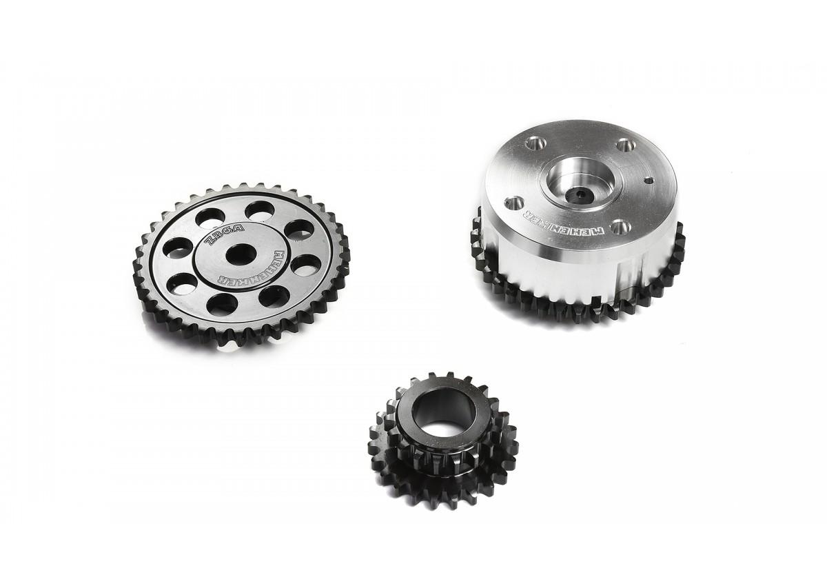 Zestaw rozrządu VW 1.4 1.6 TSI 18/23 + regulator faz
