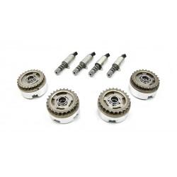 Camshaft adjusters repair...