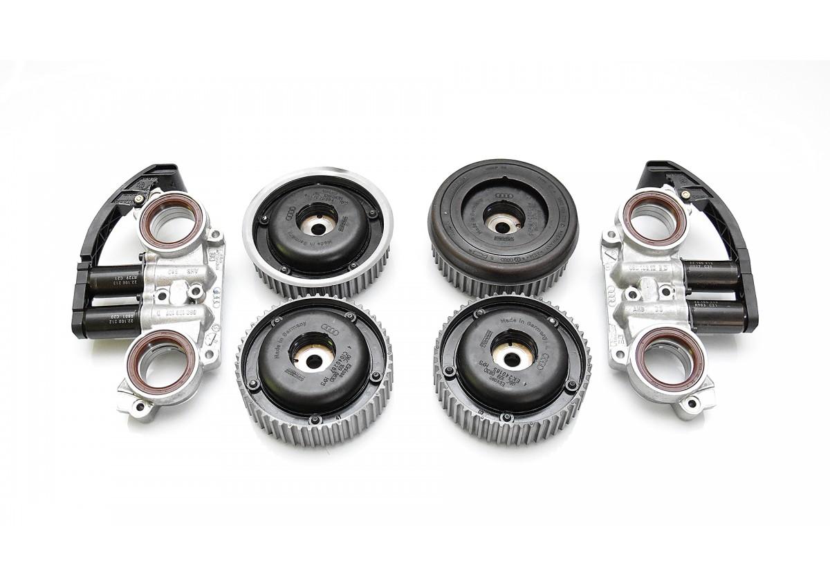 Regeneracja regulatora faz Audi 3.0 V6 ASN BBJ AVK