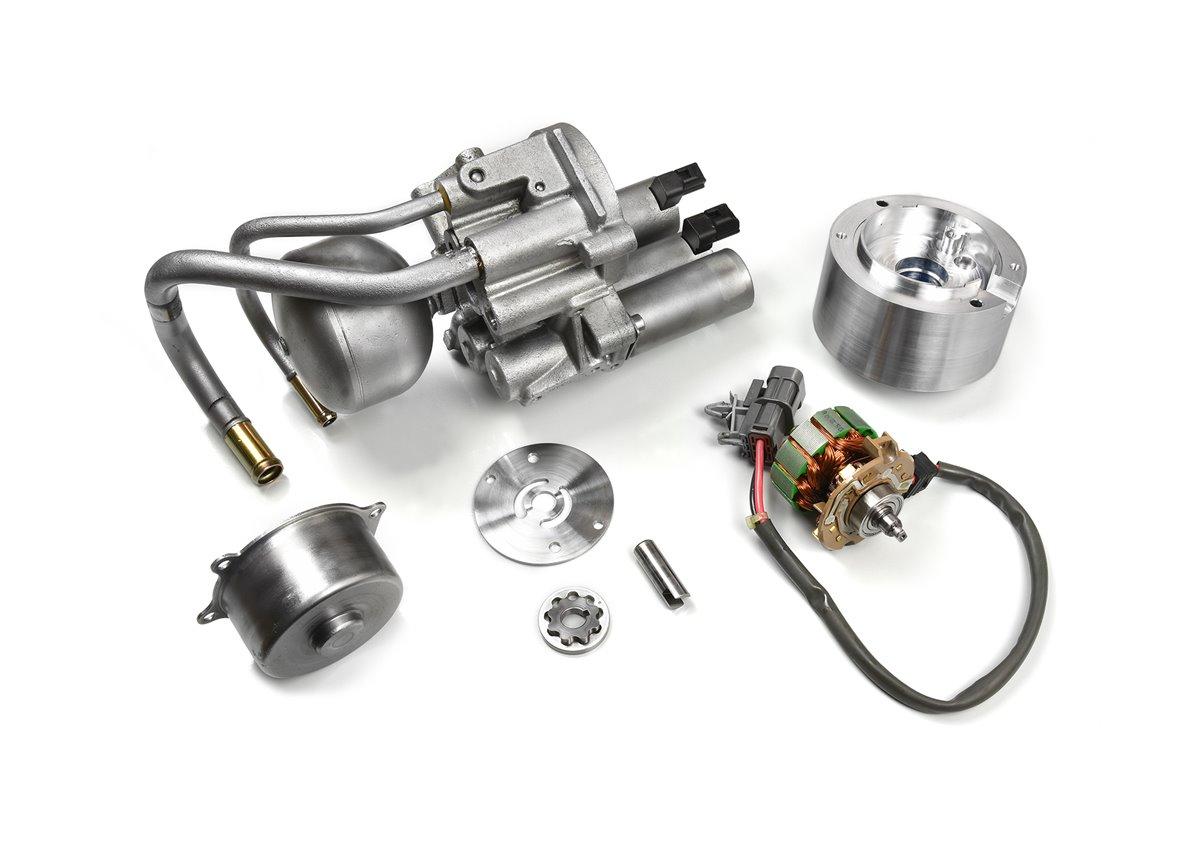 AYC ACD pump repair